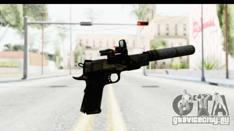 FarCry 3 - Colt 1911 Silenced для GTA San Andreas третий скриншот