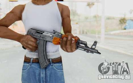 АК-47У v1 для GTA San Andreas