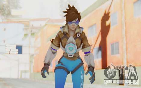 Overwatch - Tracer v2 для GTA San Andreas