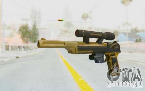 APB Reloaded - ACT 44 Gold для GTA San Andreas
