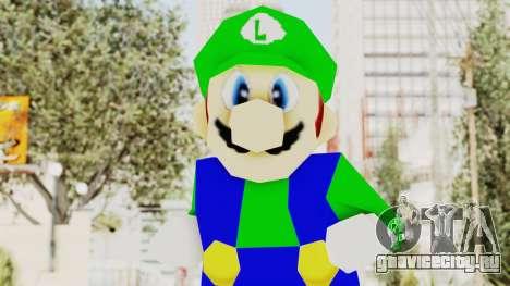Luigi для GTA San Andreas