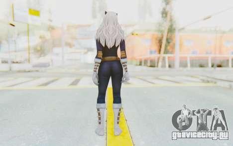 Marvel Future Fight - Black Cat (Claws) для GTA San Andreas третий скриншот