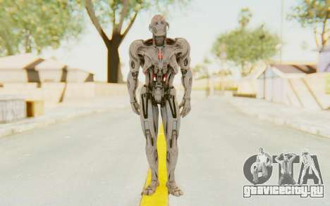 Marvel Heroes - Ultron Prime (AOU) для GTA San Andreas второй скриншот
