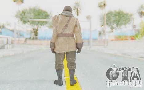 COD BO Lev Kravchenko Winter для GTA San Andreas третий скриншот