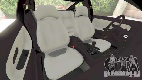 Nissan 180SX Type-X v1.0 для GTA 5 вид спереди справа
