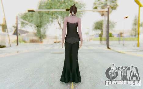 Linda Meilinda Kebaya Dark для GTA San Andreas третий скриншот