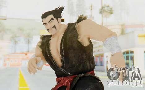 Heihachi Mishima (Young) для GTA San Andreas