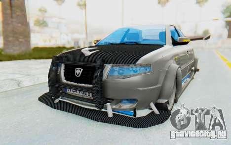 Ikco Soren Full Sport для GTA San Andreas