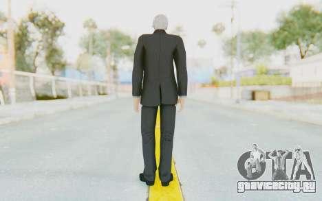 Lee Chaolan для GTA San Andreas третий скриншот