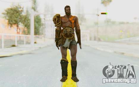 Deimos v1 для GTA San Andreas второй скриншот