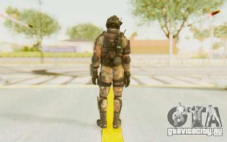 Federation Elite Shotgun Woodland-Flora для GTA San Andreas третий скриншот