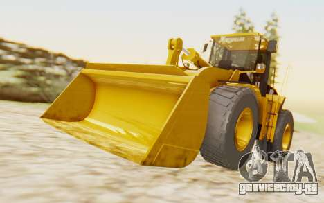 Caterpillar 966 GII для GTA San Andreas
