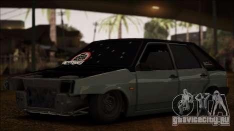 Ваз 2109 Бродяга для GTA San Andreas