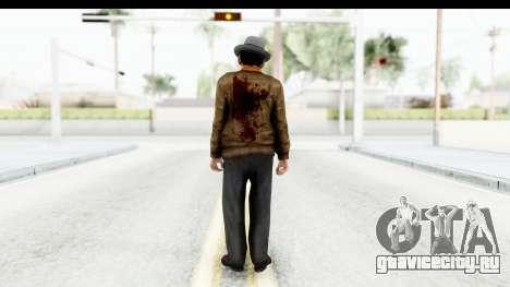 Mafia 2 - Marty Dead для GTA San Andreas третий скриншот