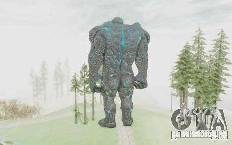 Oceanus для GTA San Andreas третий скриншот