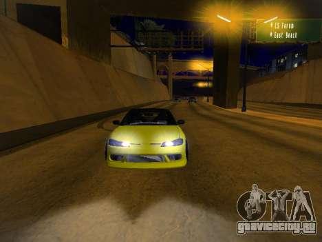 Nissan Silvia S15 для GTA San Andreas двигатель