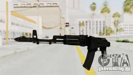 AK-74M v2 для GTA San Andreas второй скриншот