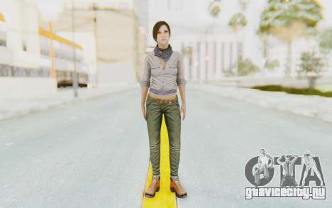 Far Cry 3 - Liza Snow для GTA San Andreas второй скриншот