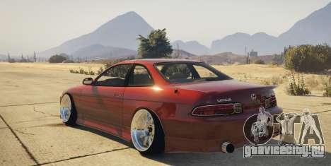 Lexus SC300 для GTA 5