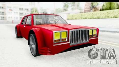 Greenwood Racing для GTA San Andreas