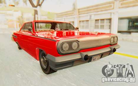 GTA 5 Declasse Voodoo Alternative v2 для GTA San Andreas