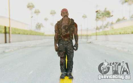 CoD BO DLC Danny Trejo для GTA San Andreas второй скриншот