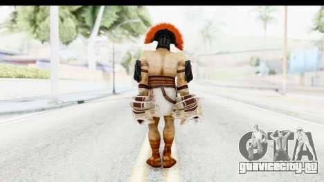 God of War 3 - Hercules v2 для GTA San Andreas третий скриншот