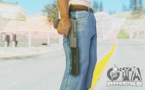 HK45 Silenced для GTA San Andreas