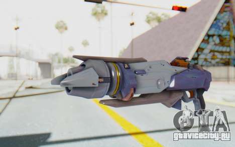 Pharah Mechaqueen Rocket для GTA San Andreas