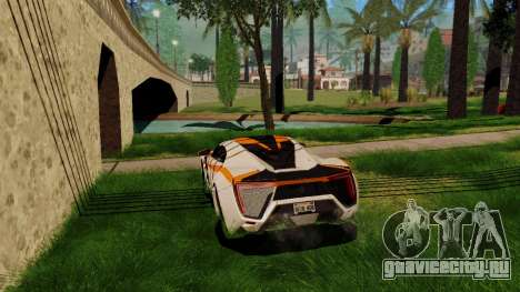GeForce ENB для слабых ПК для GTA San Andreas четвёртый скриншот