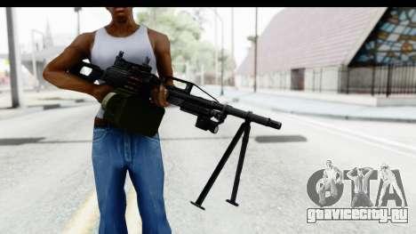 Kalashnikov PK (PKM) Iron Sights для GTA San Andreas