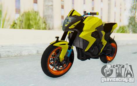 Honda CB1000R для GTA San Andreas