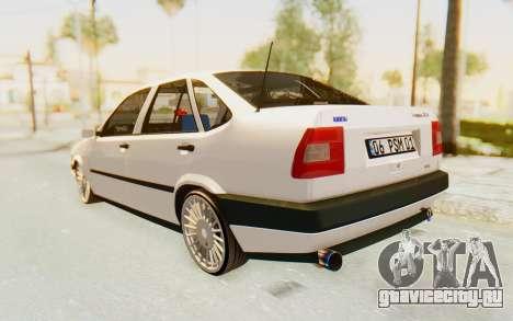 Fiat Tempra Special TR для GTA San Andreas вид справа