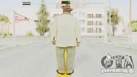 CrimeCraft - The Boss для GTA San Andreas третий скриншот