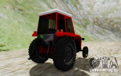 IMT 539 Deluxe для GTA San Andreas вид справа