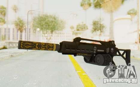 GTA 5 DLC Finance and Felony - Special Carbine для GTA San Andreas