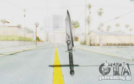 Seulbi Weapon для GTA San Andreas второй скриншот