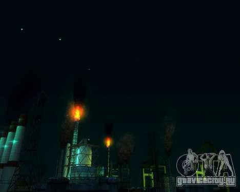 Реалистичное ENB для средних ПК V.1 для GTA San Andreas восьмой скриншот