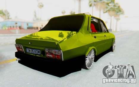 Dacia 1300 4x4 для GTA San Andreas вид справа
