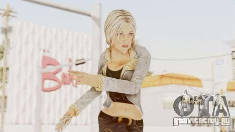 CrimeCraft - Russian Mafia Woman для GTA San Andreas