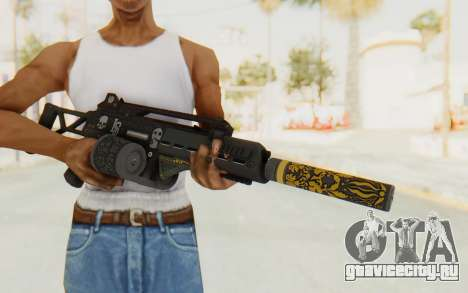 GTA 5 DLC Finance and Felony - Special Carbine для GTA San Andreas третий скриншот