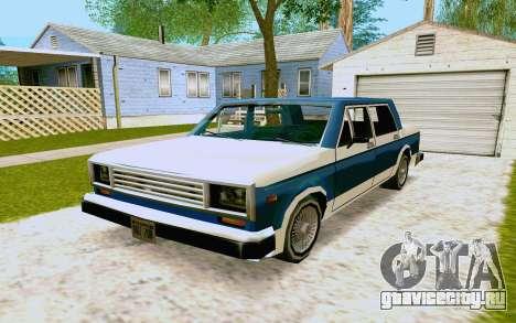 Bobcat Sedan для GTA San Andreas