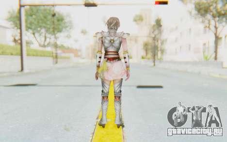 Dynasty Warriors 8: Xtreme Legends - Lu Lingqi 2 для GTA San Andreas третий скриншот