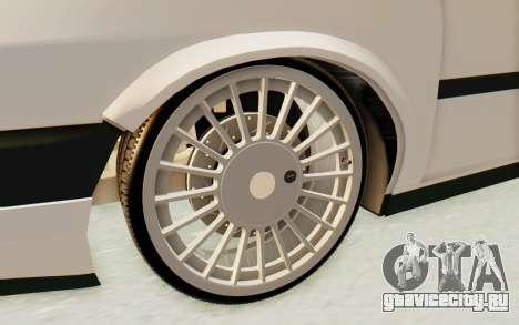 Fiat Tempra Special TR для GTA San Andreas вид сзади
