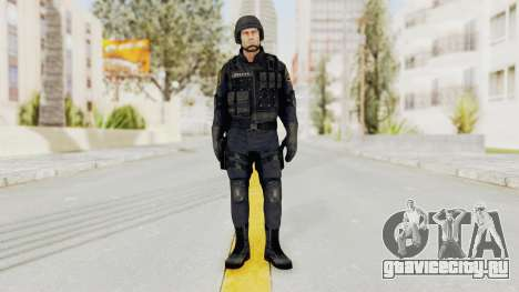 Dead Rising 2 Chucky Swat Outfit для GTA San Andreas второй скриншот