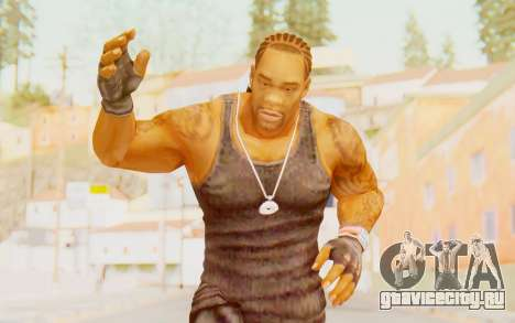 Def Jam Fight For New York - Busta Rhymes для GTA San Andreas