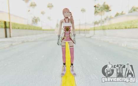 FinalFantasy XIII-2 - Serah для GTA San Andreas второй скриншот