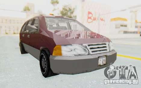 GTA 3 Blista для GTA San Andreas