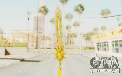 Blade of Olympus для GTA San Andreas второй скриншот