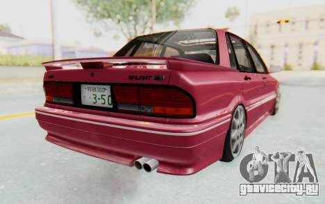 Mitsubishi Galant VR4 1992 для GTA San Andreas вид слева